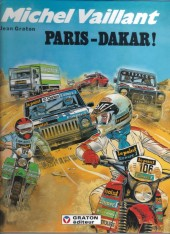 Michel Vaillant -41b1998- Paris-Dakar !