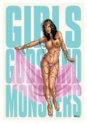 (AUT) Hugonnard-Bert -3- Girls, Gods & Monsters Volume 3