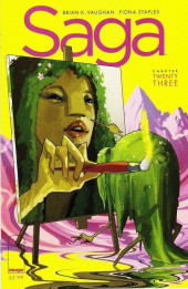 Saga (Image comics - 2012) -23- Chapter twenty three