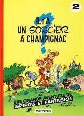 Spirou et Fantasio -2f89- Il y a un sorcier à Champignac