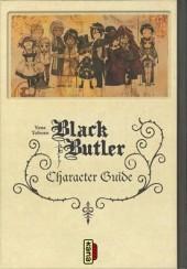 Black Butler -HS- Character Guide