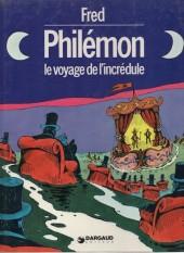 Philémon -4a81- Le voyage de l'incrédule