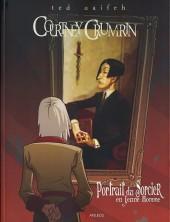 Courtney Crumrin -HS1a- Portrait du Sorcier en Jeune Homme