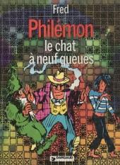 Philémon -12a1982- Le chat à neuf queues