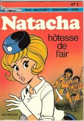 Natacha -1a1975- Hôtesse de l'air