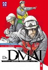 Dr. DMAT -4- Tome 4