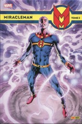 Miracleman (Panini) -2- Le Syndrome du roi rouge