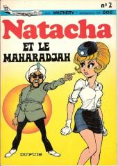 Natacha -2a1976- Natacha et le Maharadjah