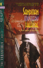 Sandman Mystery Theatre (1993) -1- The Tarantula: Act One