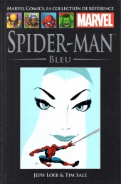 Marvel Comics - La collection (Hachette) -1928- Spider-Man - Bleu