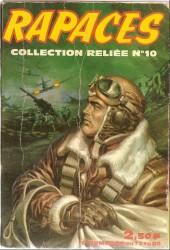 Rapaces (Impéria) -Rec10- Collection reliée N°10 (du n°73 au n°80)