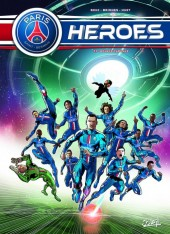 PSG Heroes -1- Menace capitale