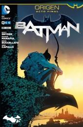 Batman (en espagnol) -31- Origen. Acto Final