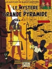 Blake et Mortimer (Les Aventures de) -4c2005- Le Mystère de la Grande Pyramide - Tome 1