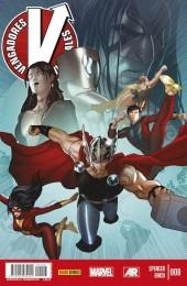 Vengadores Mundiales -8- Ascensión. Parte 6