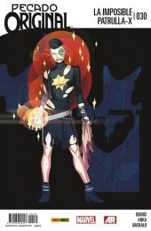 La imposible Patrulla-X -30- Pecado Original: El Testamento de Charles Xavier. Partes 2 y 3