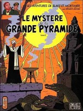 Blake et Mortimer -5b93- Le Mystère de la Grande Pyramide - Tome 2