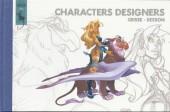 (AUT) Crisse -10TL2- Characters designers