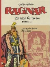Ragnar -34- La saga du trésor - Livres 3-4
