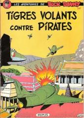 Buck Danny -28a1966- Tigres volants contre pirates