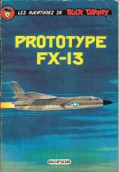 Buck Danny -24a64- Prototype FX-13