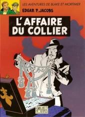 Blake et Mortimer (Les Aventures de) -10c2005- L'affaire du collier