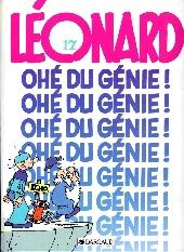 Léonard -17- Ohé du génie !