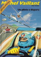 Michel Vaillant -36ES- Un pilote a disparu