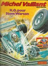 Michel Vaillant -34a1985- K.O. pour Steve Warson