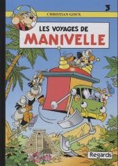 Manivelle -3- Les voyages de Manivelle