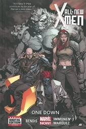 All-New X-Men (Marvel comics - 2012) -INT05- One Down