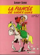 Lucky Luke -54a89- La fiancée de Lucky Luke