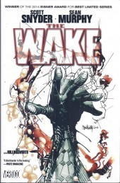 Wake (The) (2013) -INT- The Wake