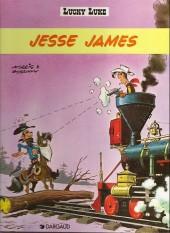 Lucky Luke -35a91- Jesse James