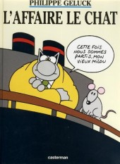 Le chat -11a01- L'affaire le Chat