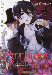 Pure Blood Boyfriend - He's my only vampire -5- Tome 5