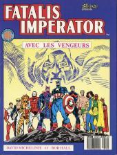 Top BD -12- Les Vengeurs - Fatalis Imperator