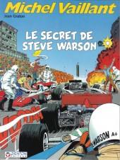 Michel Vaillant -28Pub2- Le secret de Steve Warson