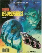 Top BD -19- Demain... les monstres