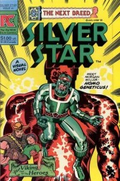 Silver Star (1983) -1- Homo Geneticus: The Next Breed