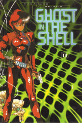 Ghost in the Shell -2- Tome 2