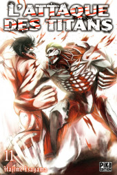 L'attaque des Titans -11- Tome 11