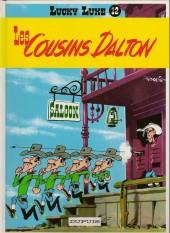 Lucky Luke -12c86- Les cousins Dalton