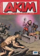 Akim (3e série) -12- Les hommes-taupes