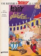 Astérix -4d1975- Astérix gladiateur