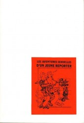 Tintin - Pastiches, parodies & pirates - Les Aventures sexuelles d'un jeune reporter