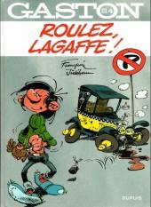 Gaston (Sélection) -4- Roulez, Lagaffe !