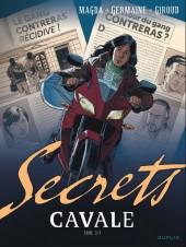 Secrets - Cavale -3- Tome 3/3
