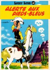 Lucky Luke -10c88- Alerte aux Pieds-Bleus