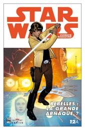 Star Wars - Comics magazine -12A- Dark maul : le bout du chemin !